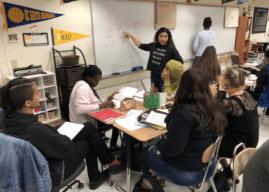 AVID program provides seniors with peer tutoring opportunities
