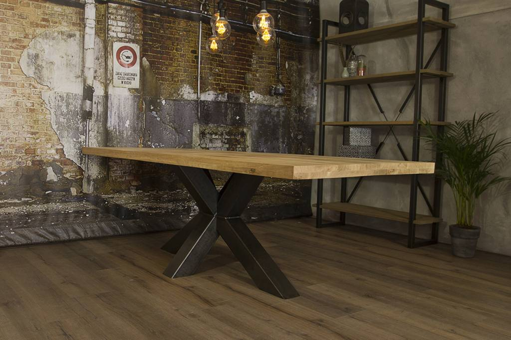 Industrile tafel Matrix  Robuuste tafels  MV Kantoor