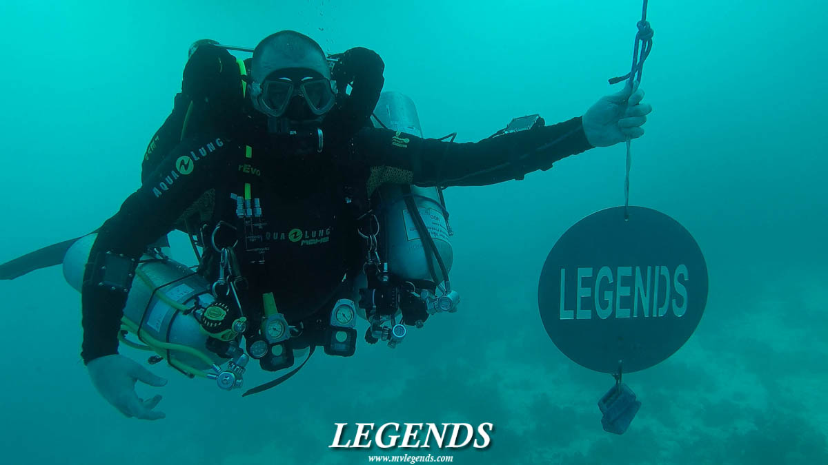 MV Legends - Northern Wrecks - 14th March 2017