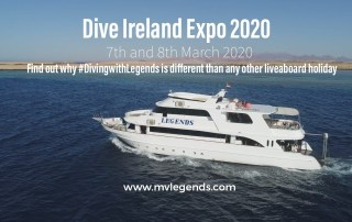 MV Legends Dive Ireland 2020