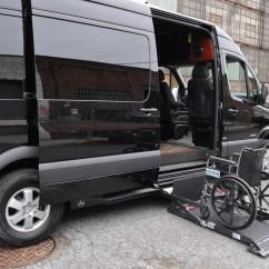 Wheelchair Hire York Kmart Office Chairs Sprinter Van With Autos Post