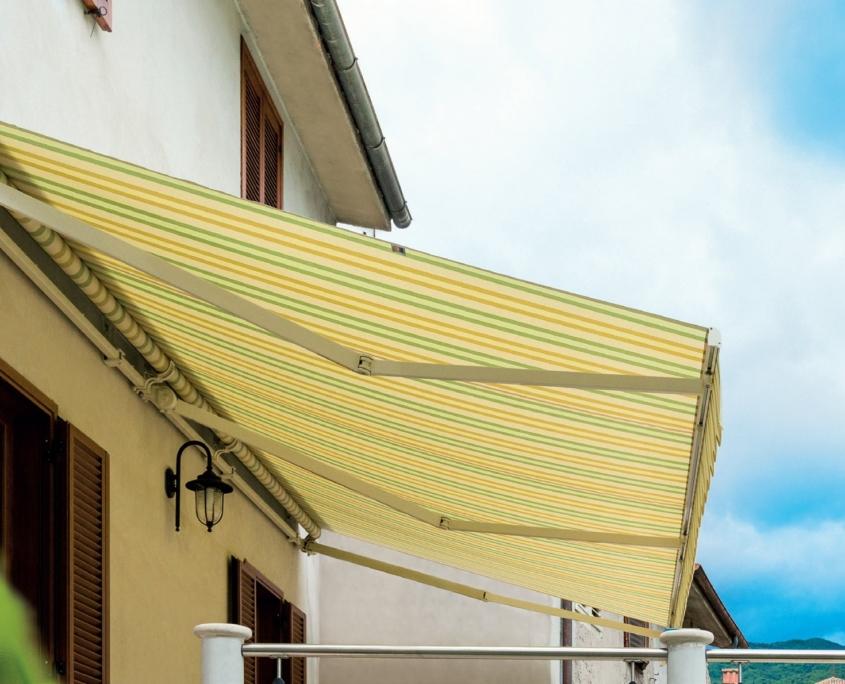 Confronta i prezzi di tende da sole per esterni prezzi giardino e acquista il tuo nuovo tende da sole per esterni prezzi giardino ad un buon prezzo. Mv Living Tende Da Sole A Bracci Tende A Caduta Cappottine Di Qualita