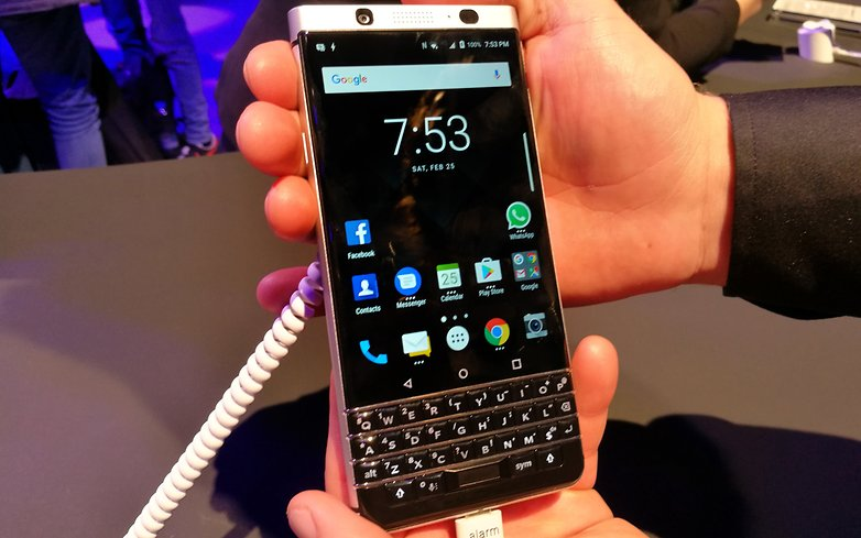 Blackberry KEYone, la compañía vuelve mejor que nunca