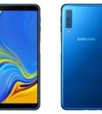 Galaxy A7 lanzamiento en España