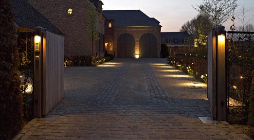 Exclusieve binnen en buitenverlichting en decoratie I MVL