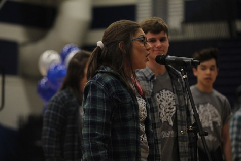 StuCo hosts its first public forum