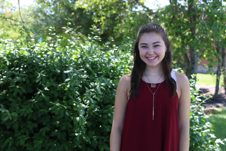 Allison Winker, JAG editor-in-chief