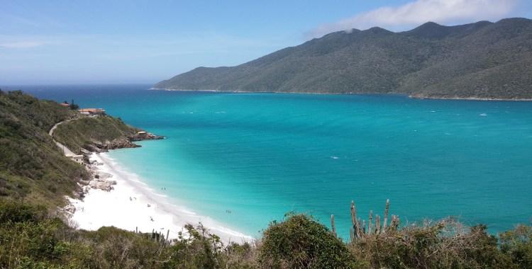 As 20 Praias mais bonitas do Brasil
