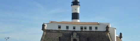 Salvador e Praia do Forte, surpreendentemente belas