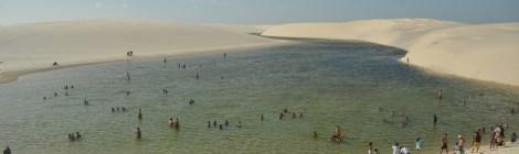 São Luís e as areias sem fim dos Lençóis Maranhenses