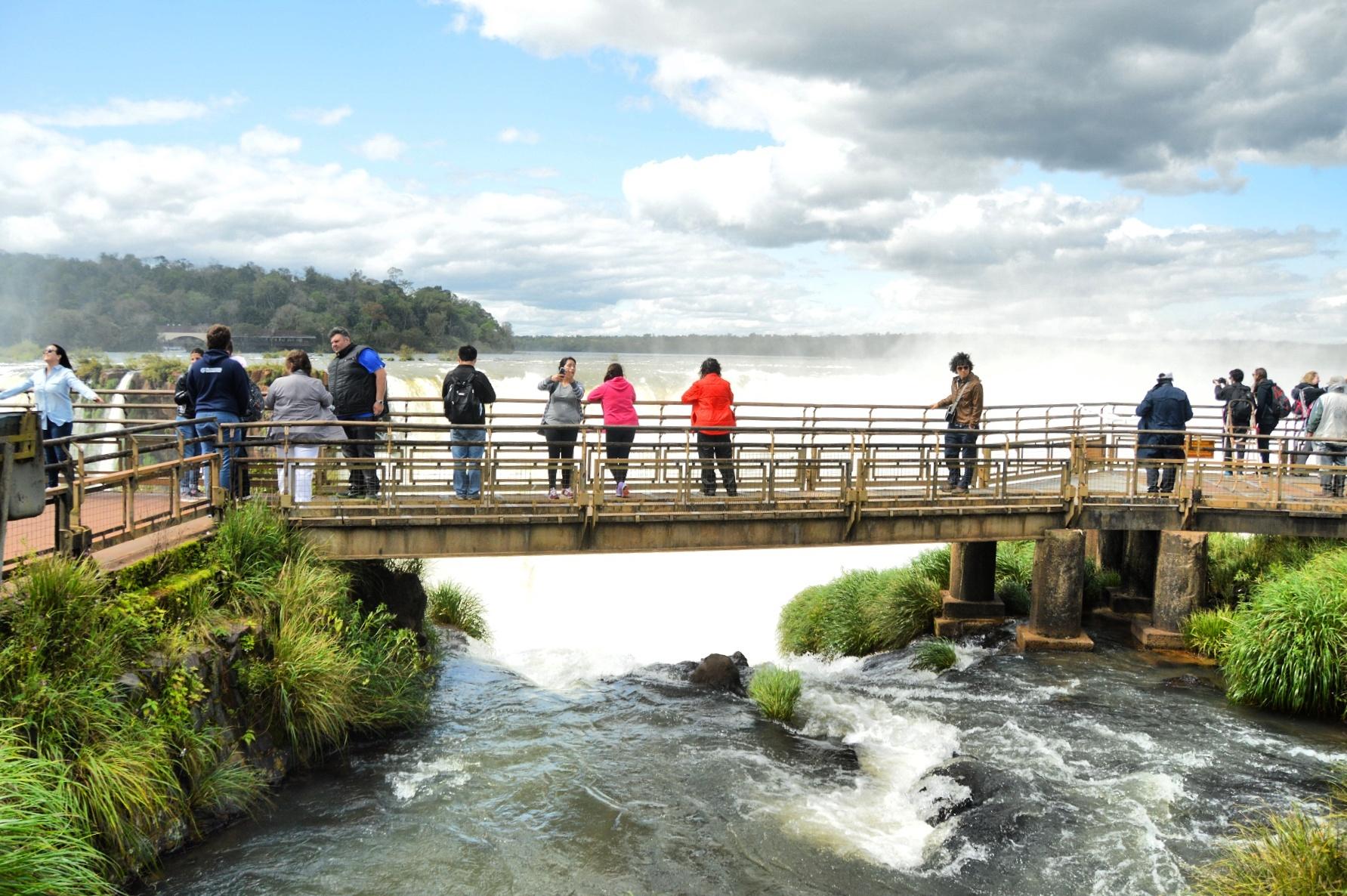 Cataratas do Iguaçu, lado argentino, Puerto Iguaçu - Argentina, by Luciana de Paula, 2016