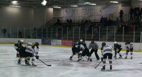 Girls Hockey crushes conference rivals in first playoff game