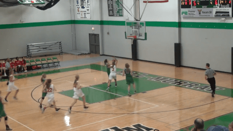 Girls Basketball stampedes the competition