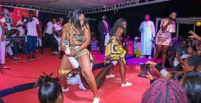 'I Get Paid to Open Legs': Singer Akothee Fires Back at KFCB CEO Ezekiel Mutua