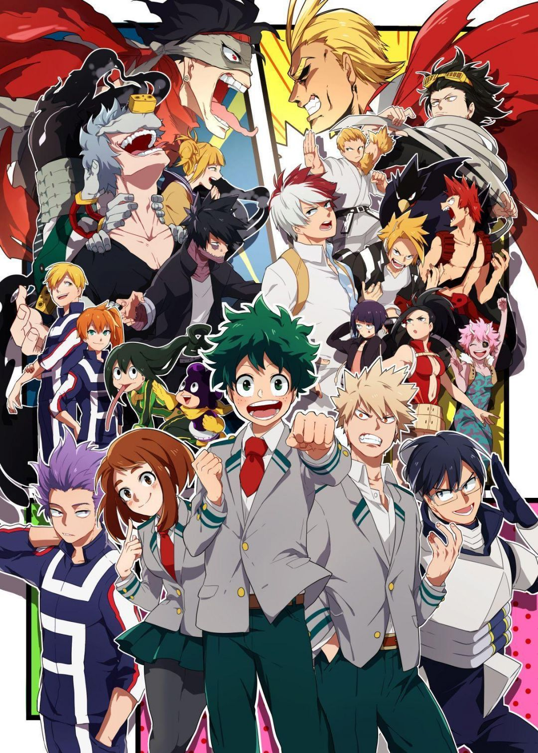 A collection of the top 51 my hero academia midoriya wallpapers and backgrounds available for download for free. 35+ Boku No Hero Academia HD Wallpapers (Desktop ...