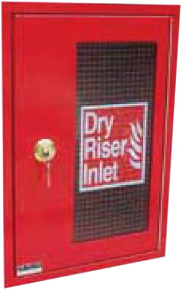 Dry riser cabinet from MWA Technology