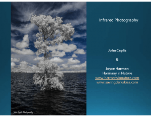 Infrared Photography – Part 2 SM