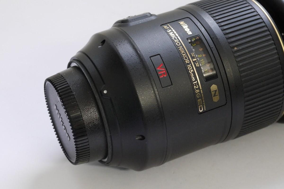 Nikon 80-200mm f2.8 D AF-AIS Nikkor ED lens. 3rd Version (suitable for early AF Nikons & the Professional digital models) + makers caps – MW ...