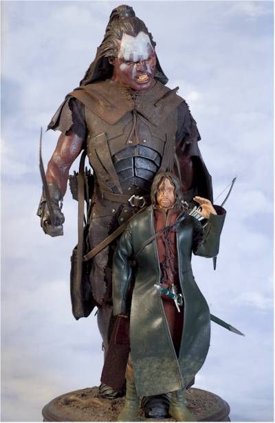 Lord of the Rings Aragorn action figure  Another Toy