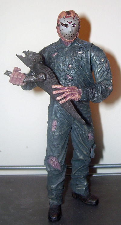 Jason And Leatherface Cinema Of Fear Action Figures