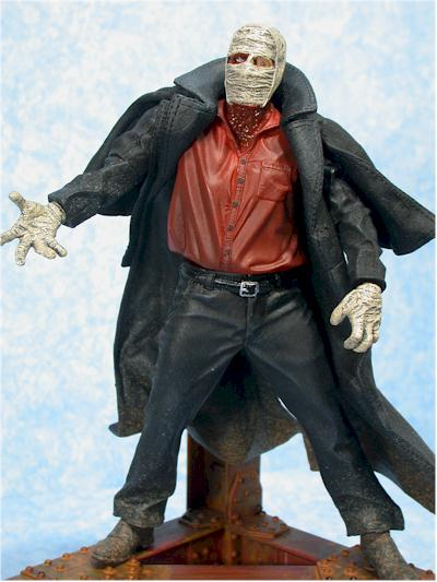 Now Playing Darkman Action Figure Another Toy Review By Michael Crawford Captain Toy