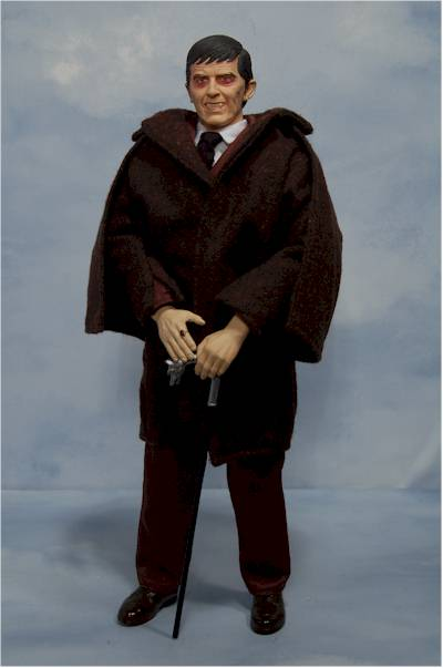1900s Barnabas Collins Action Figures Another Toy Review By Michael Crawford Captain Toy