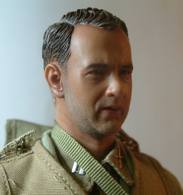 Saving Private Ryan Captain Miller sixth scale action figure  Another Pop Culture Collectible