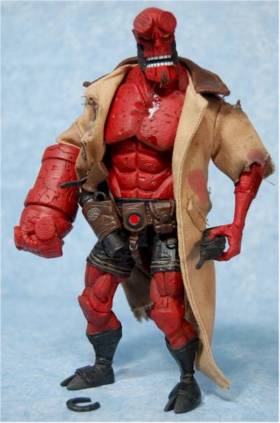 Figurescom Hellboy exclusive action figures  Another Toy