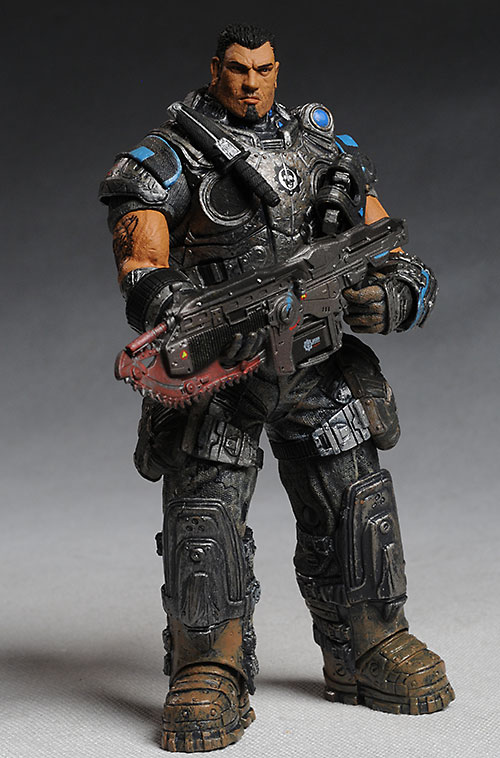 Gears of War Dominic Santiago action figure  Another Pop
