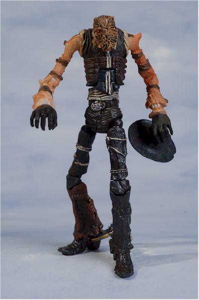 Ghost Rider series 1 action figures  Another Pop Culture Collectible Review by Michael Crawford