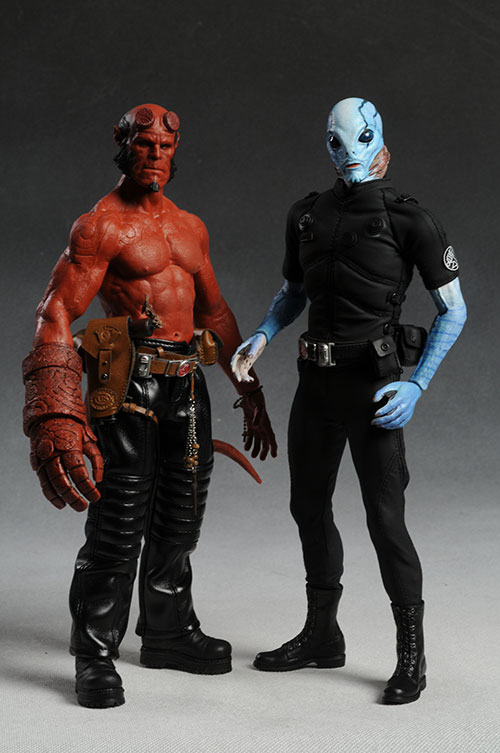 Hellboy sixth scale action figure  Another Pop Culture