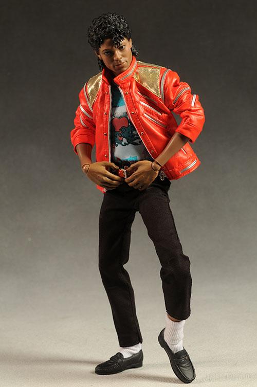 Michael Jackson Beat It 10th Anniversary action figure