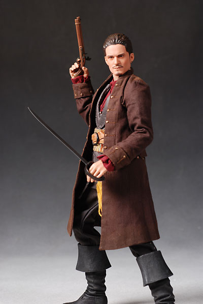 Pirates of the Caribbean Will Turner action figure  Another Pop Culture Collectible Review by