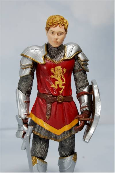 Chronicles of Narnia action figures  Another Toy Review