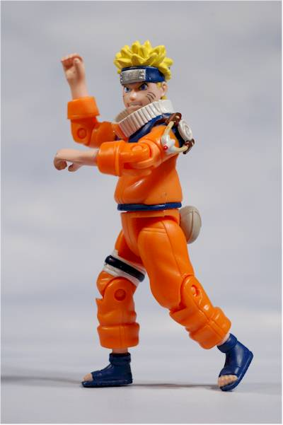 Naruto action figures  Another Toy Review by Michael