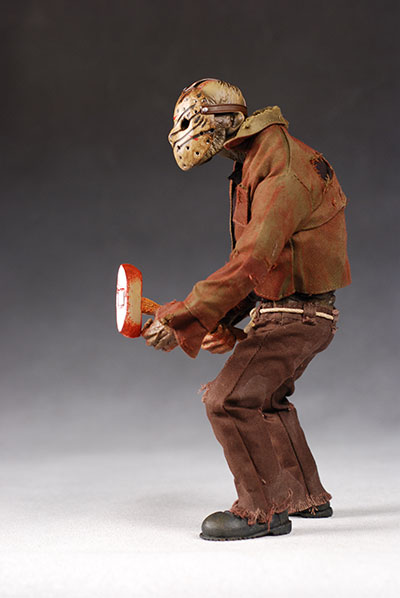 New York Comic Con Cinema Of Fear Jason Voorhees Action