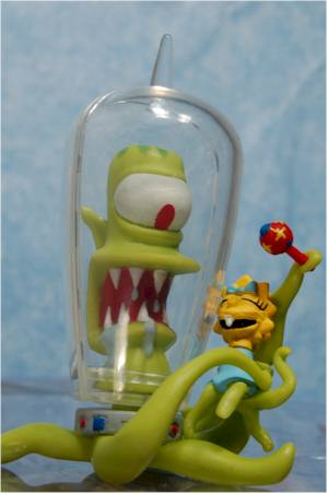 Simpsons Bustups Series 1 Action Figures Another Toy