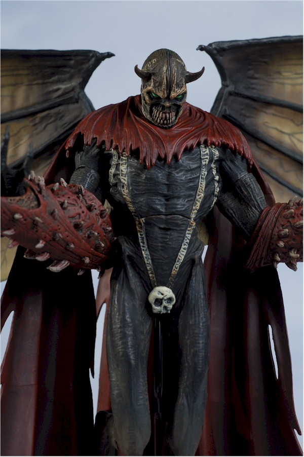 Spawn 31 Nightmare Spawn action figure  Another Pop Culture Collectible Review by Michael