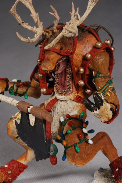 Twisted Christmas Action Figure Another Pop Culture