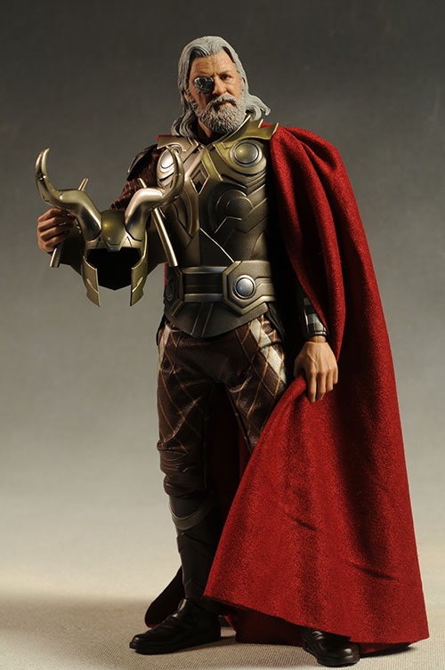 Review And Photos Of Thor Movie Odin Sixth Scale Action