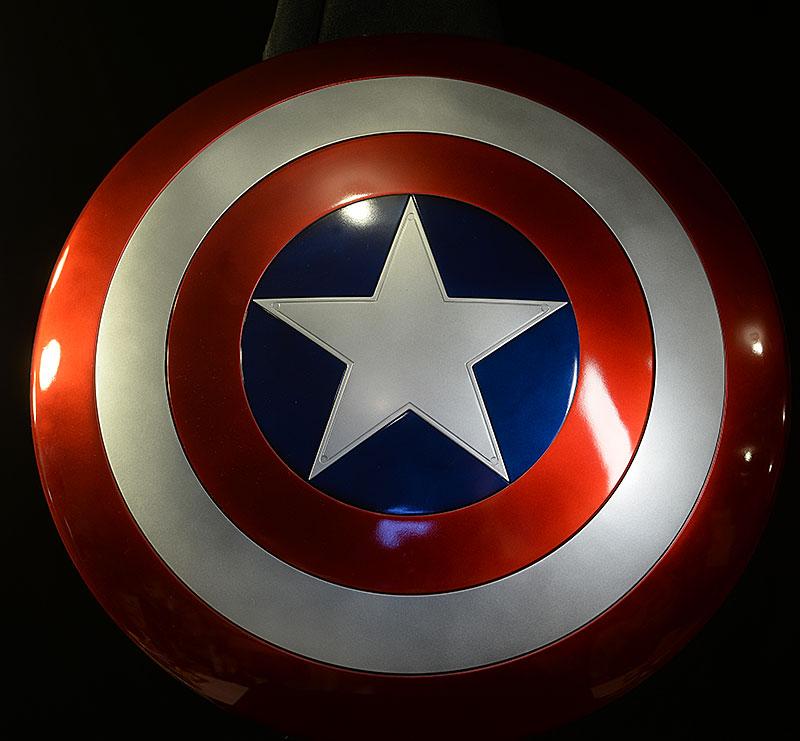 Captain America's Shield Marvel Legends Prop Replica by Hasbro