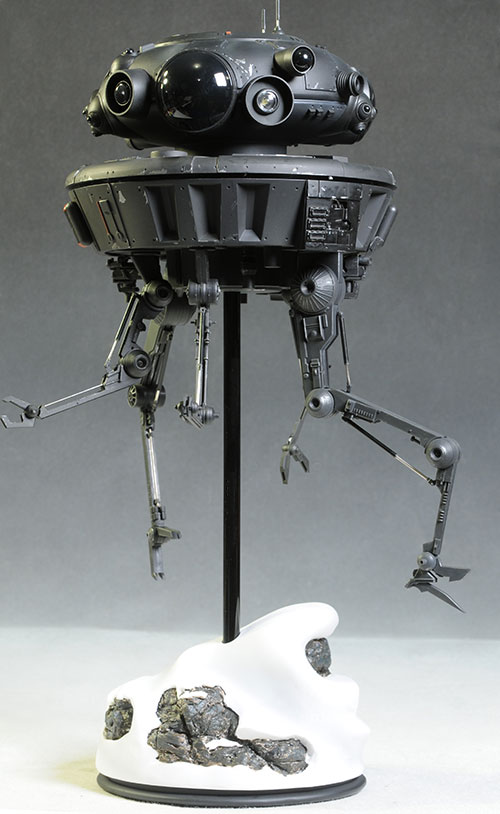 Star Wars Imperial Probe Droid action figure by Sideshow Collectibles