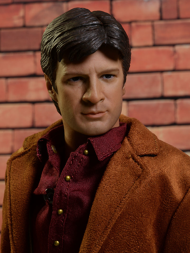 Firefly Malcolm Reynolds sixth scale action figure by Quantum Mechanix
