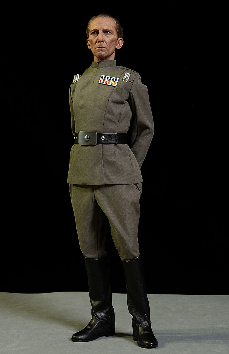 Star Wars Grand Moff Tarkin sixth scale action figure by Hot Toys