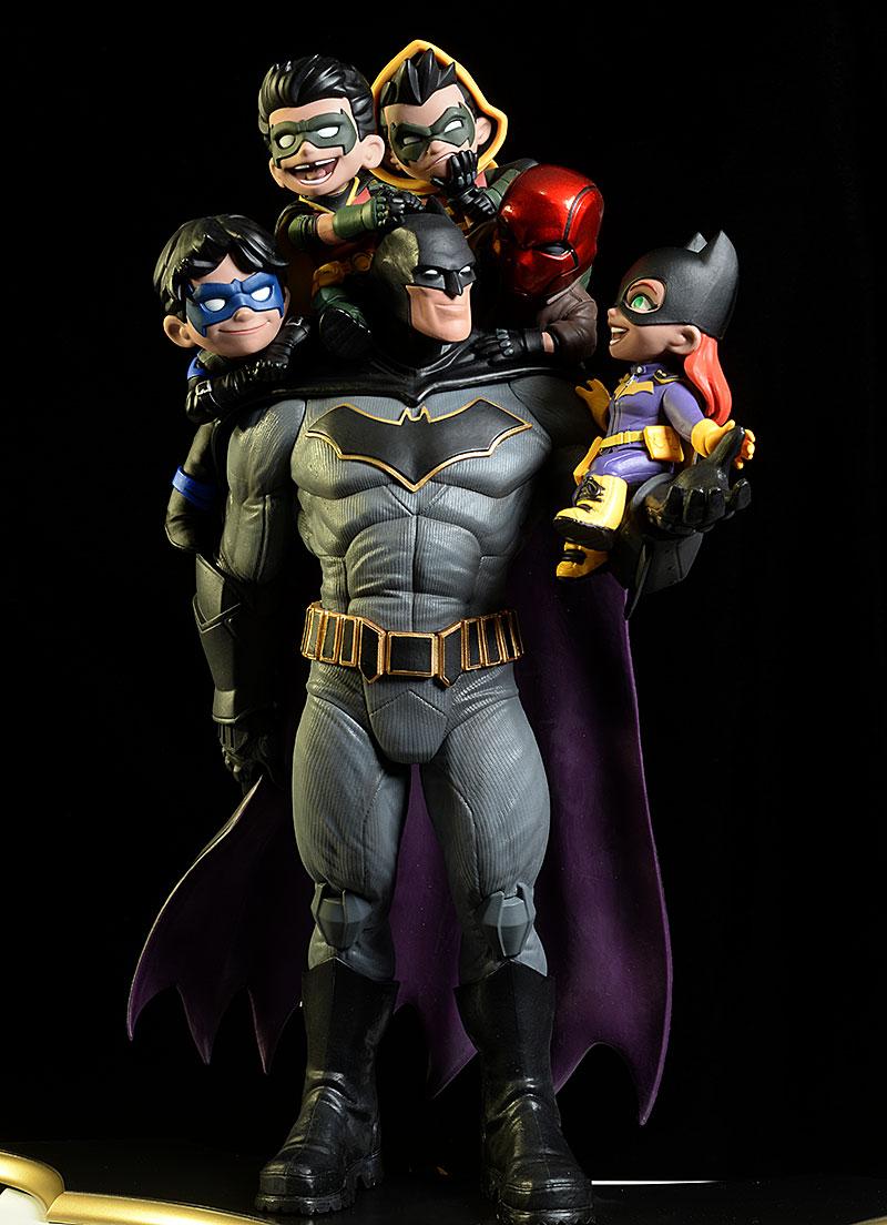 Batman: Family Qmx Q-Master diorama statue by Quantum Mechanix