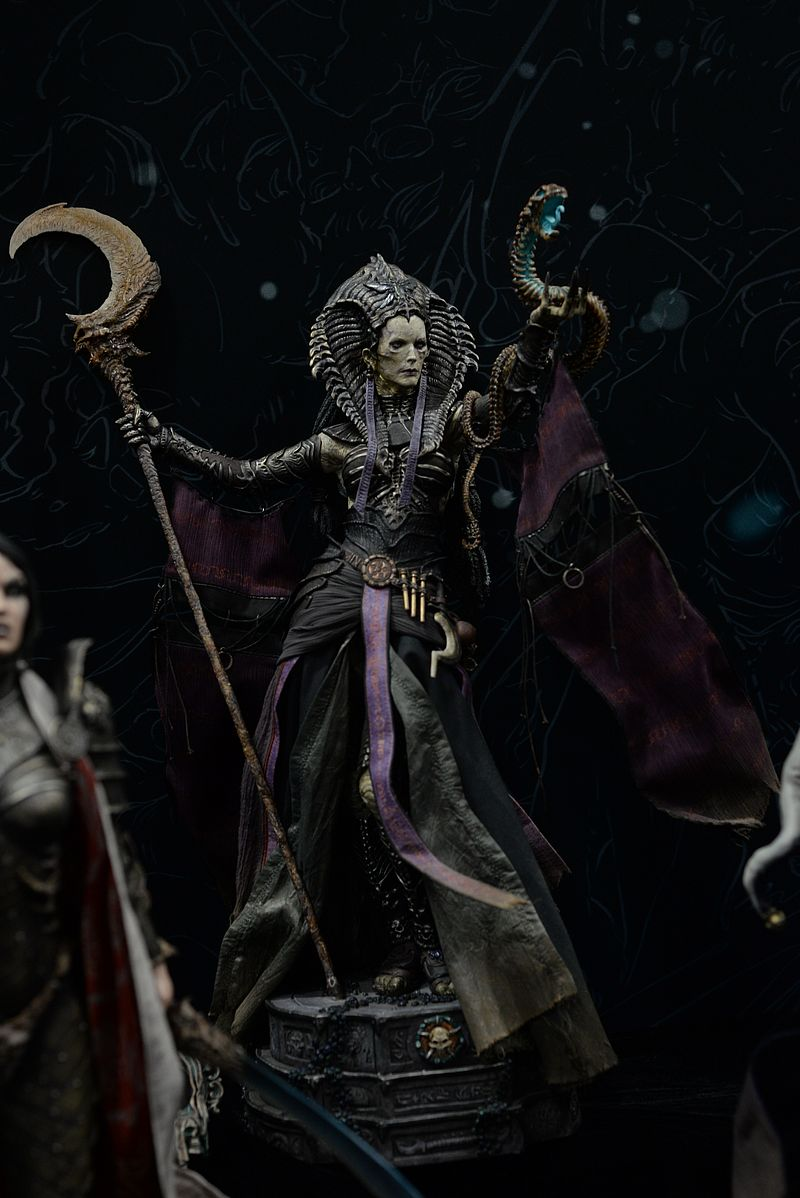 SDCC 2016 San Diego Comic-Con Sideshow Collectibles