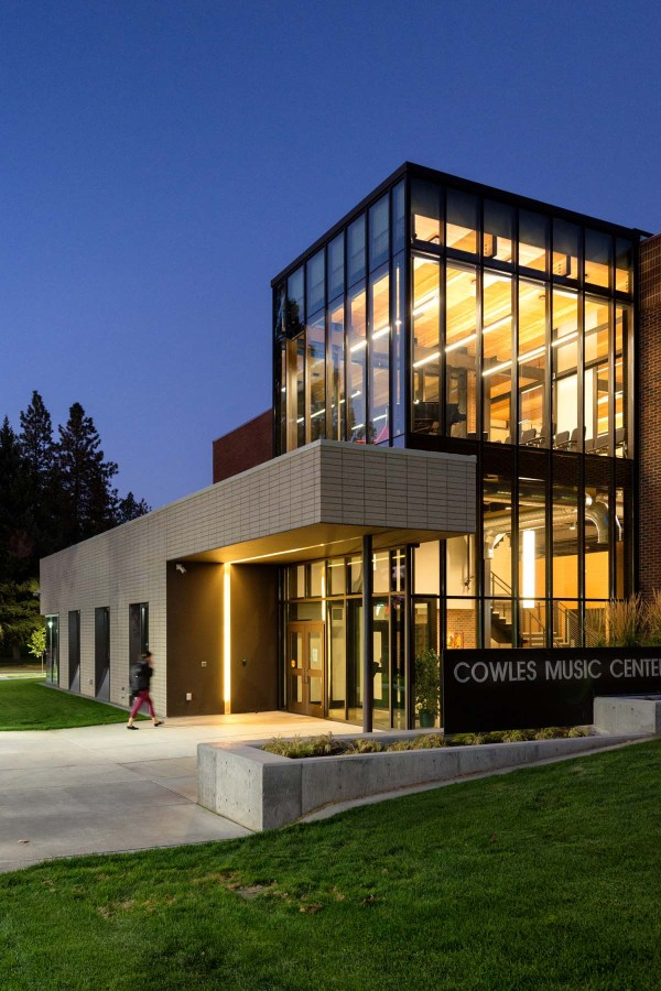 Whitworth University Cowles Music Center And Myhre Recital