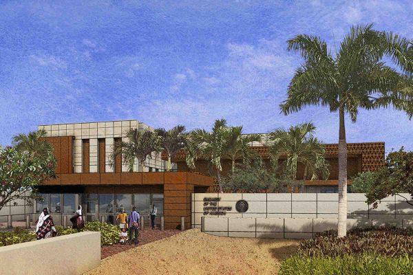 United States Embassy Nouakchott Mauritania - Mw Engineers