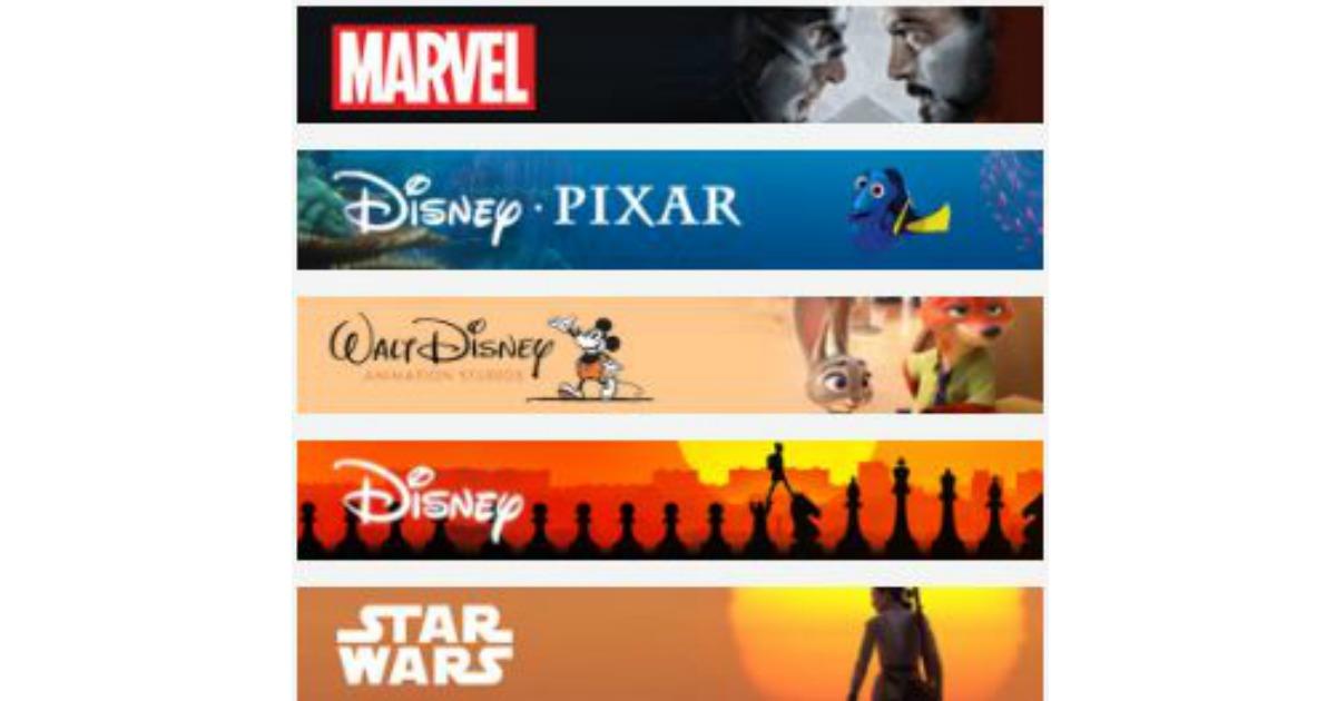Disney rdma awards
