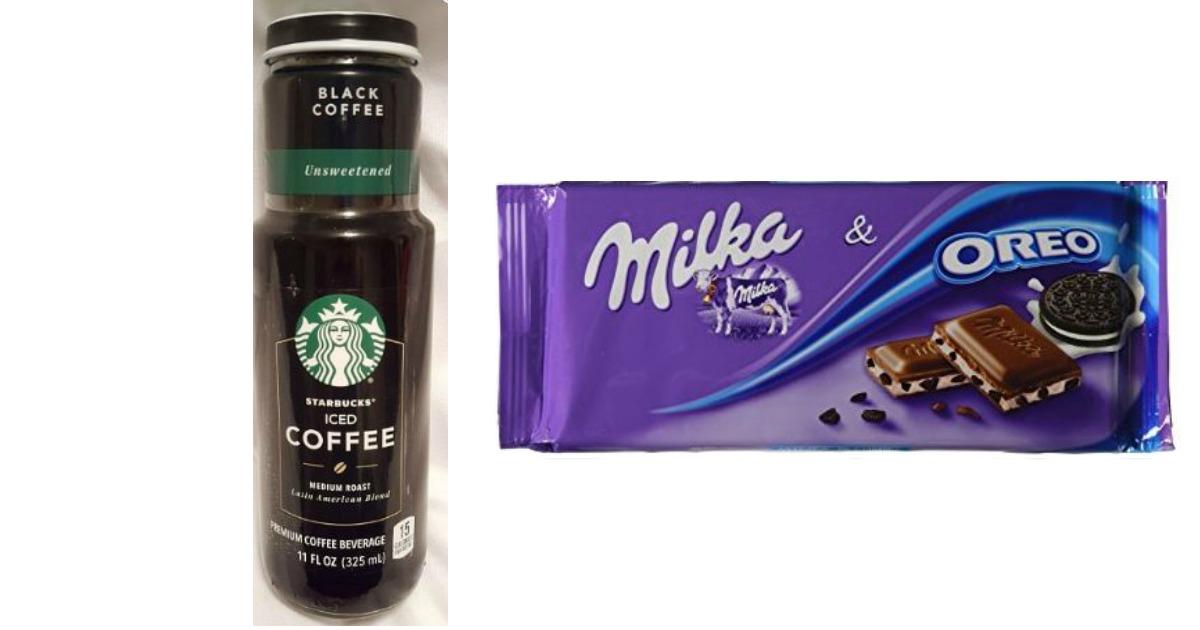 Free Milka OREO & Starbucks Black Iced Coffee @ Acme Markets! - MWFreebies